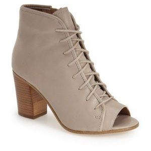 "Steve Madden ""Neela"" lace up booties"